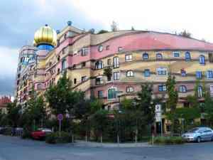 Forest Spiral Hundertwasser Architecture, Darmstadt, Germany-Most Amazing Buildings