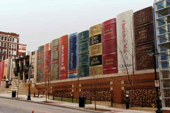 Kansas City Public Library Architecture, Missouri, United-States-Most Amazing Buildings