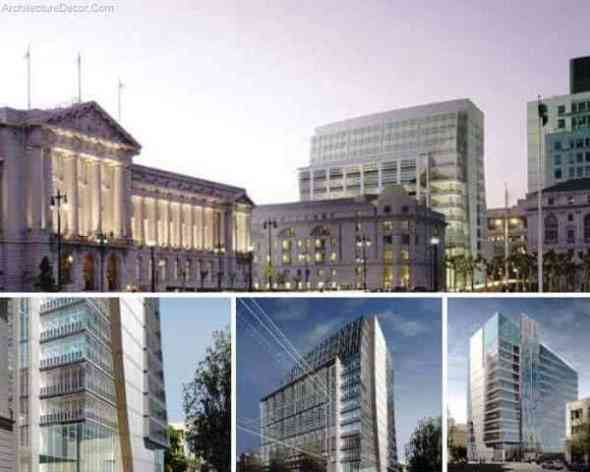 525 Golden Gate-Sustainable Office Buildings