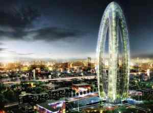 Bionic-Arch by Callebaut231 Architects