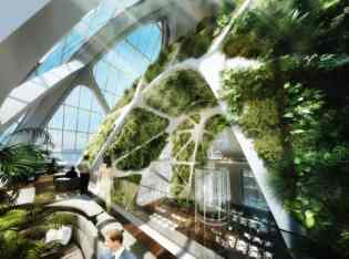 Bionic-Arch by Callebaut238 Architects