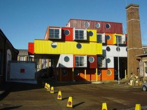 Container 799Buildings