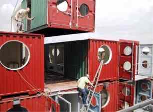 Container 810Buildings