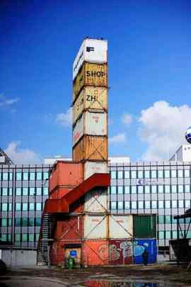 Container 838Buildings