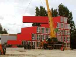 Container 858Buildings