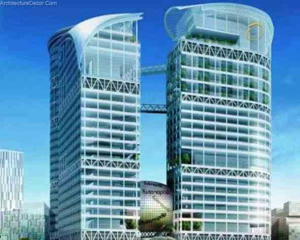 Fusionopolis-Sustainable Office Buildings
