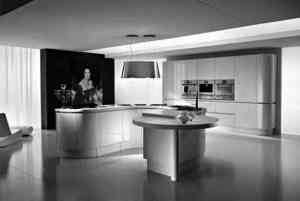 Hi-tech Kitchen_a36Designs