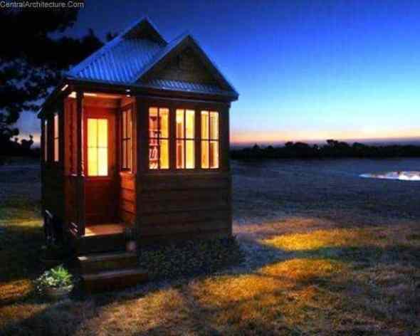 Small Houses-Tumbleweed Home