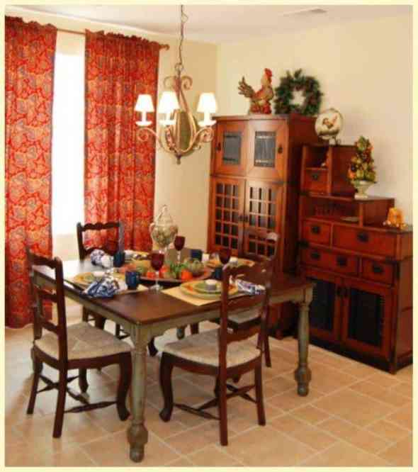 dining room decorations 412_Decor