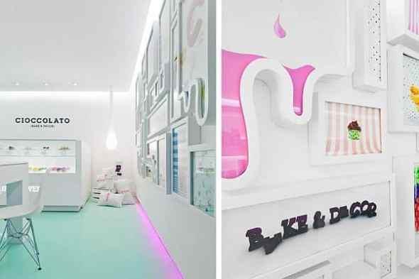 Cioccolato interior design _a636shop
