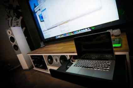 Home Technology-mac to home theater