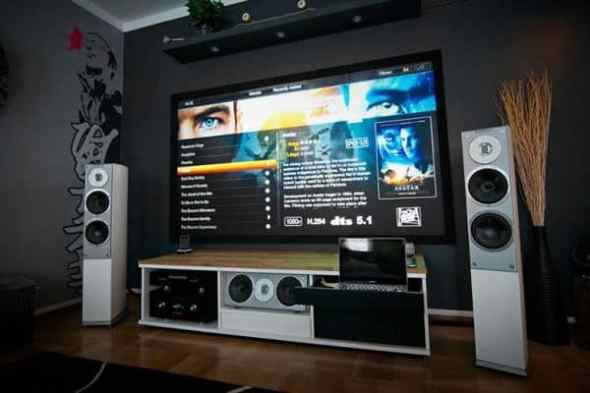 Home Technology-theatre system