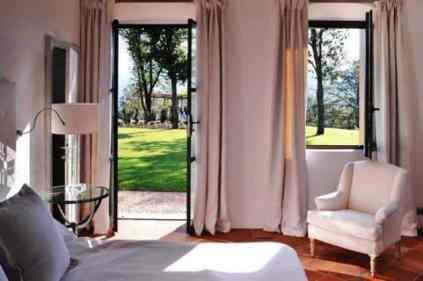 Luxury Italian Villa-bedroom view