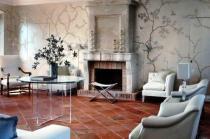 Luxury Italian Villa-living room
