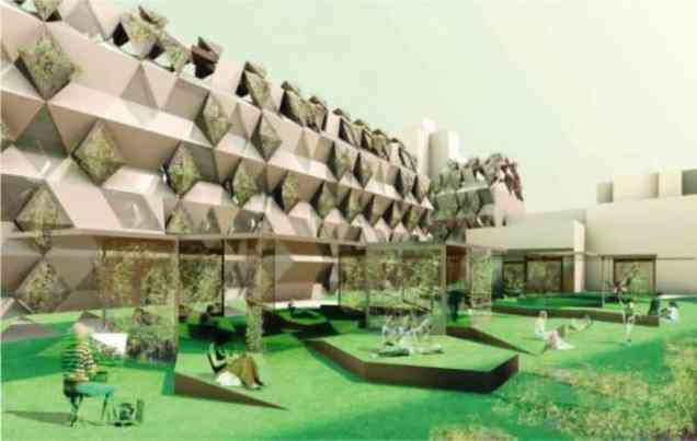 Mosaic Architecture Plan for Student