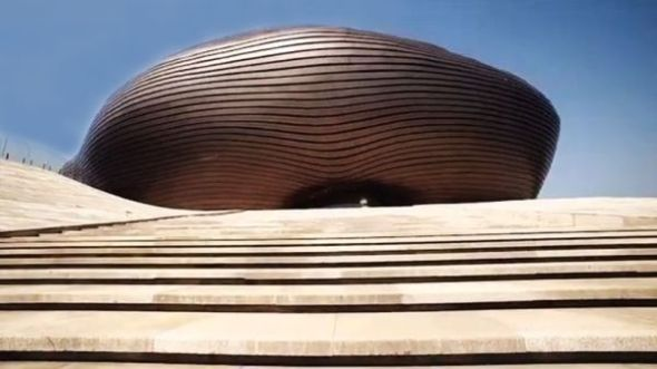 Ordos Museum gufw1_by Mad Architects