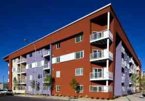 Sustainable Projects-Affordable housing Silver Gardens