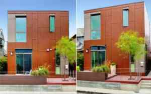 Sustainable Projects-Newport Beach living home