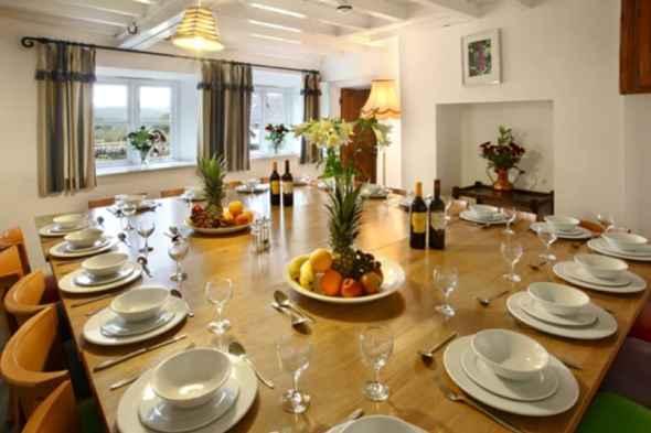 hall dining room