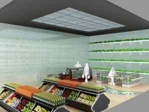 Kitchen Nano Garden _b569ll_Design
