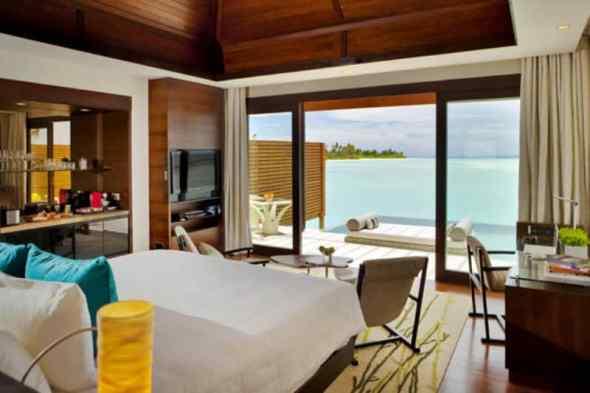 Bedroom - Niyama Hotel in the Maldives