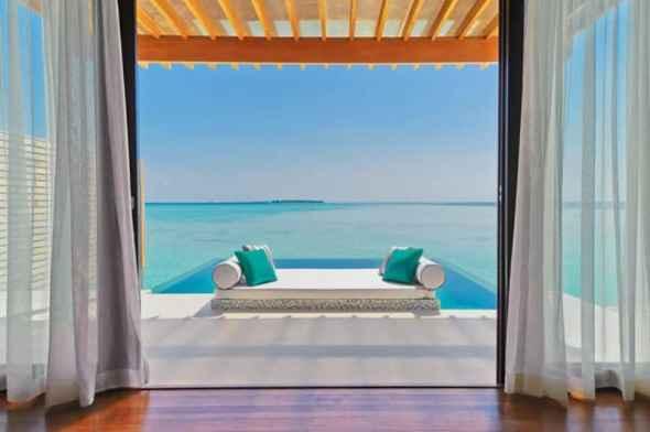 Teracce Niyama Hotel in the Maldives