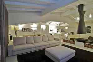Living Room Design Ideas Of Luxurious Penthouse