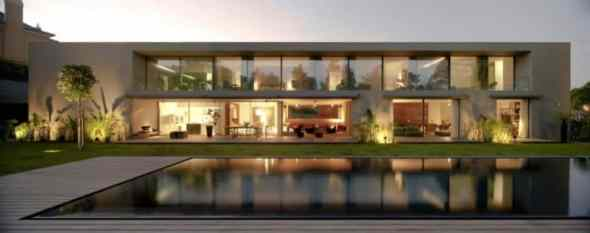 An Elegant House by Frederico Architects