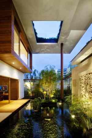 The Interior - Stunning House Guz Architects