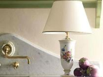 Attractive and Simple China Base Lamp