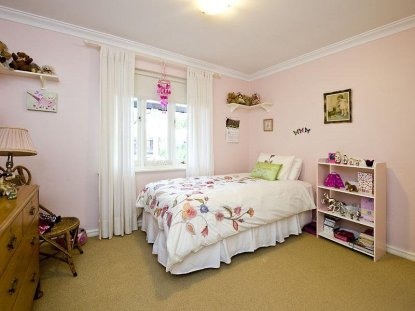 Pastel Color Wall Paint for Korean Style Bedroom