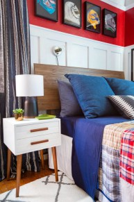 Bedroom Ideas For Teenage Boys With Colorful Themes