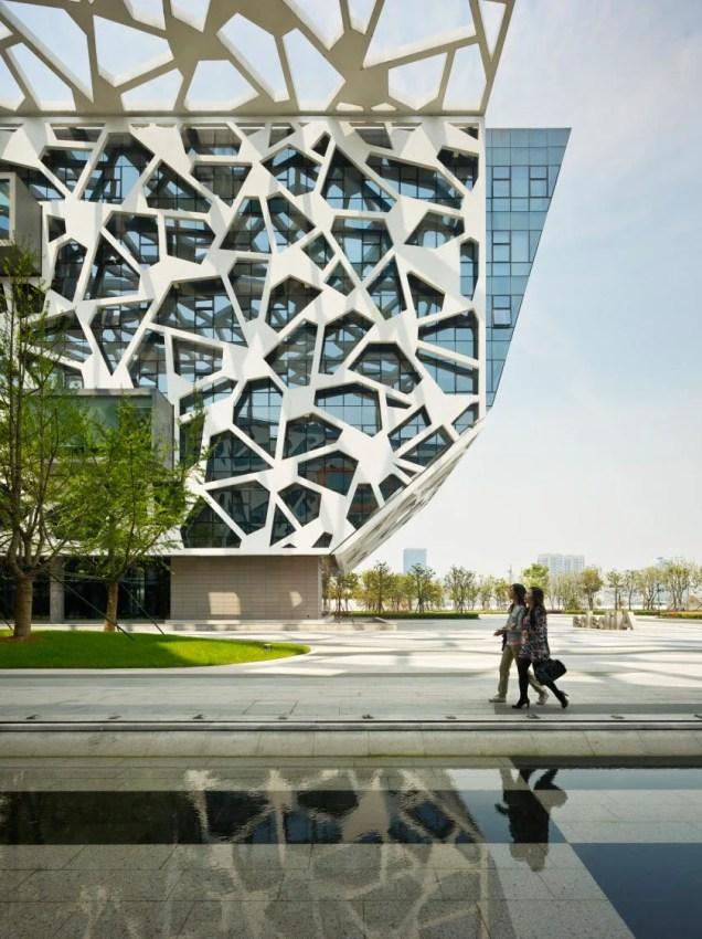 Alibaba Headquarters, China / Hassell Studio
