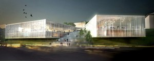 Theatre of Floating Garden, Poland / by WE ARCHITECTURE