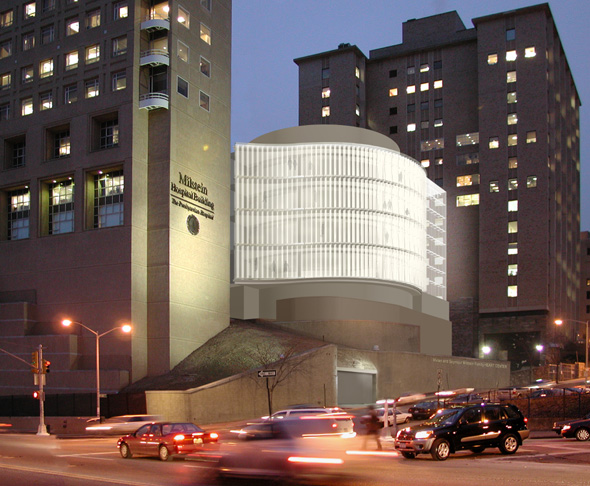 Vivian and Seymour Milstein Family Heart Center, NewYork