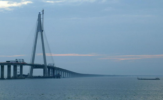 Hangzhou Bay Trans-oceanic Bridge