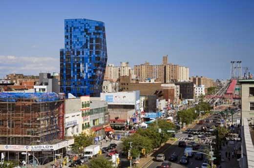 Blue Tower New York