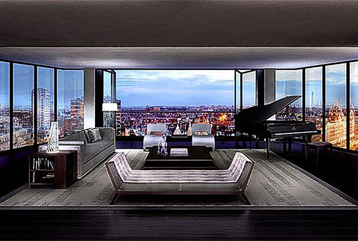 One Hyde Park penthouse