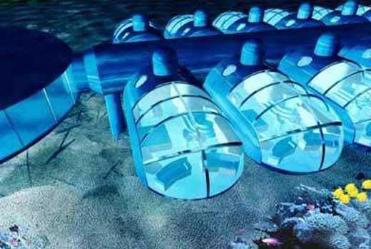 Undersea Hotel