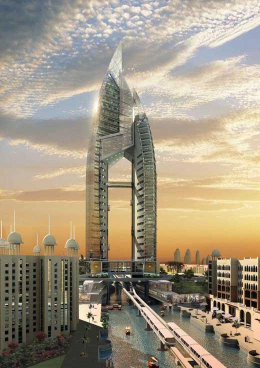 The Trump International Hotel & Tower