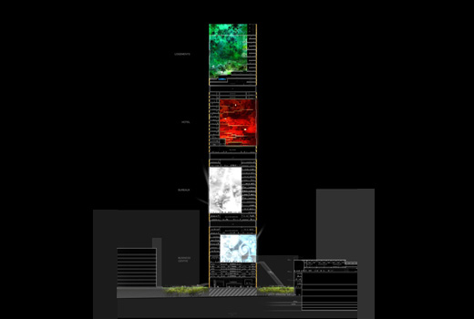 Tour Signal by Ateliers Jean Nouvel