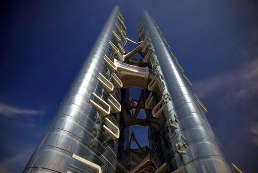 Zaha Hadid  Moscow Tower