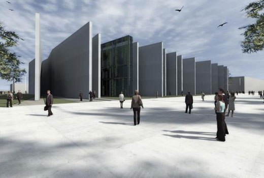 Italian Pavillion for Shanghai Expo 2010 | BiCuadro Architects