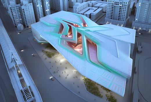 Taipei Performing Arts Center