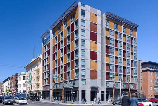 Plaza Apartments, San Francisco