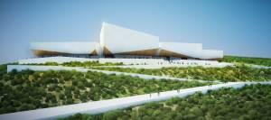 Calabar Conference Center, Nigeria / Henning Larsen Architects