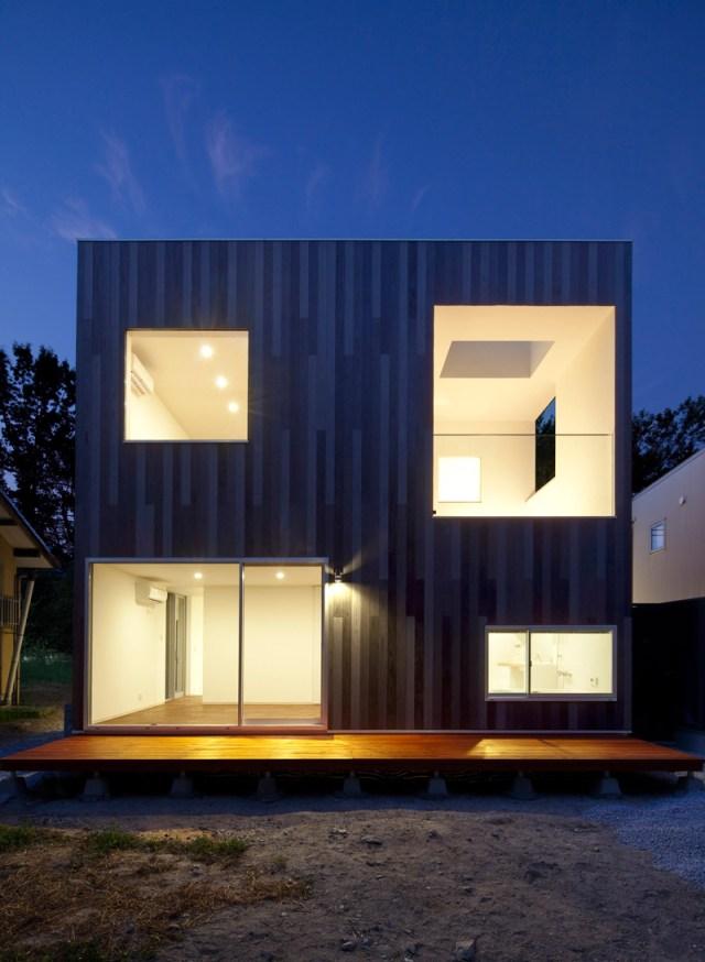 N-House, Shiga, Japan / by TOFU