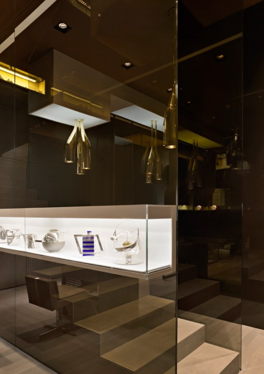 Faraone Jewellery Shop, Milan / by Iosa Ghini Associates