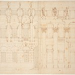 Rare Palladio drawings