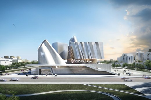 The Open Parliament of Albania, Tirana, Albania / by COOP HIMMELB(L)AU
